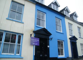Thumbnail 5 bed terraced house to rent in The Terrace, Penryn