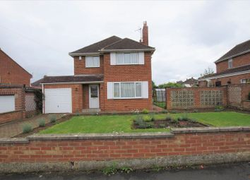 Thumbnail 3 bed detached house for sale in Parklands Road, Swindon