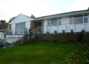 Thumbnail 3 bed bungalow to rent in Ashdown Avenue, Saltdean, Brighton