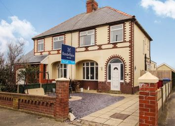 Thumbnail 3 bed semi-detached house to rent in North Drive, Thornton-Cleveleys