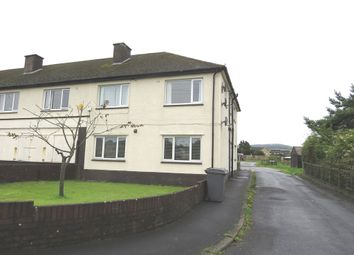 Thumbnail 2 bed flat for sale in Greenmoor Road, Egremont, Cumbria