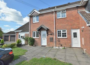 Brecon Close, Chandler's Ford, Eastleigh SO53. 2 bed terraced house for sale