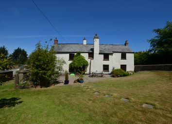 Thumbnail 5 bed detached house for sale in Stony Cross, Alverdiscott, Bideford