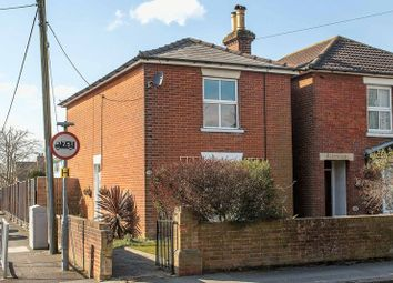 Thumbnail 3 bed detached house for sale in Eling Lane, Totton, Southampton