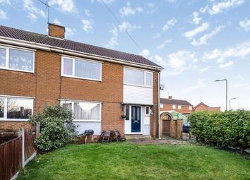 3 bed semi-detached house for sale in Burns Road, Dinnington, Sheffield, South Yorkshire S25