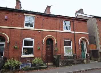 Thumbnail 2 bedroom terraced house for sale in Queen Street, Leek, Staffordshire