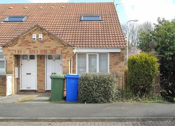 Thumbnail 1 bed bungalow to rent in Drybeck Court, Eastfield Vale, Cramlington