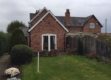 Thumbnail 2 bed cottage to rent in Stanton Lane, Potters Marston, Leicester