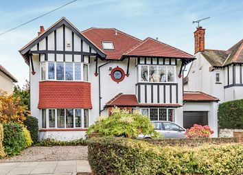 Thumbnail 5 bed detached house for sale in Parkanaur Avenue, Thorpe Bay