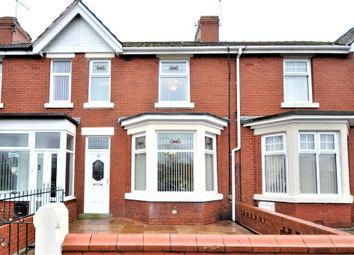 Thumbnail 2 bed terraced house for sale in Park Avenue, Fleetwood, Lancashire