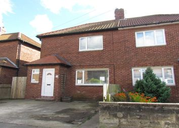 Thumbnail 2 bed semi-detached house for sale in Meadow Drive, Seaton Burn, Newcastle Upon Tyne