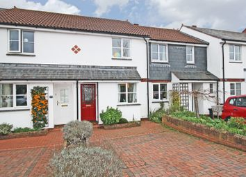 Thumbnail 2 bedroom terraced house to rent in Tappers Close, Topsham, Exeter, Devon