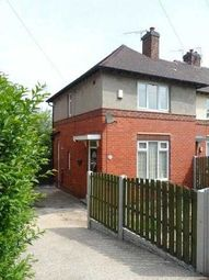 Thumbnail 2 bed semi-detached house to rent in Butterwaite Crescent, Shiregreen, Sheffield