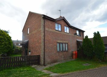 Thumbnail 3 bedroom semi-detached house to rent in Castle Park, Aldbrough, East Yorkshire