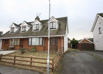 Thumbnail 3 bedroom semi-detached house for sale in Oak Lands, Crossgar, Down
