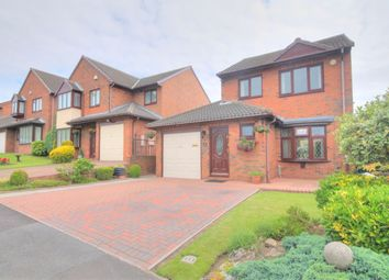 Thumbnail 3 bed detached house for sale in Lydford Court, Houghton Le Spring