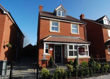 Thumbnail 4 bed detached house for sale in Bradley Road, Bradley Road, Trowbridge