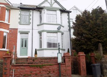Thumbnail 3 bed terraced house for sale in Gwern Berthi Road, Cwmtillery, Abertillery