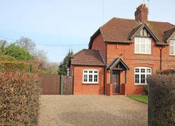 Thumbnail 3 bed semi-detached house for sale in White Hart Lane, Cadnam, Southampton