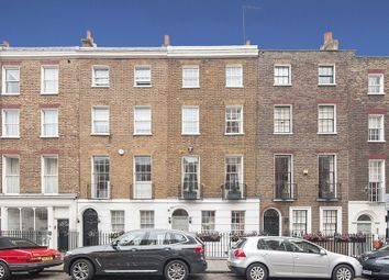 Thumbnail 4 bedroom terraced house for sale in Upper Montagu Street, London