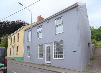 Thumbnail 5 bed semi-detached house for sale in Llansteffan, Carmarthen