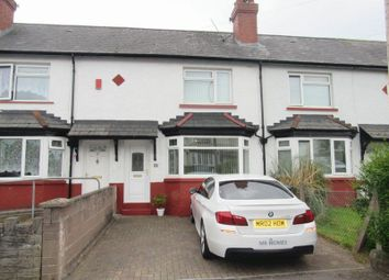 Thumbnail 2 bed terraced house to rent in Macdonald Place, Cardiff