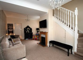 Thumbnail 3 bed semi-detached house to rent in Cotleigh Road, Romford