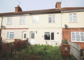 Thumbnail 3 bed terraced house to rent in Gerald Avenue, Chatham
