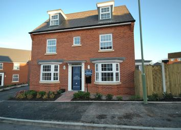Thumbnail 4 bed detached house for sale in Plot 16 The Hertford, The Mounts, Whitchurch