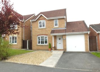Thumbnail 3 bed detached house for sale in Brampton Drive, Leyland