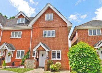 Thumbnail 3 bed end terrace house for sale in Rowlands Castle Road, Horndean, Waterlooville