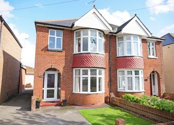 Thumbnail 3 bed semi-detached house for sale in Station Road, Drayton, Portsmouth