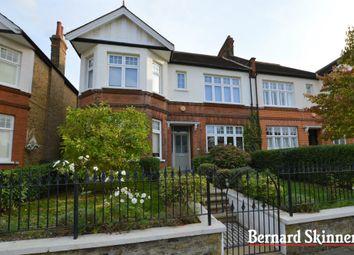 Thumbnail 4 bed semi-detached house for sale in Glenlyon Road, London