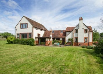 Thumbnail 4 bed detached house for sale in Mill Lane, Titchfield, Fareham