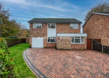 Thumbnail 4 bed detached house for sale in Delamere Road, Colchester