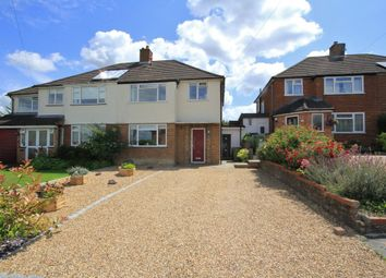 Thumbnail 3 bed semi-detached house to rent in Merton Road, Princes Risborough