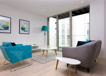 Thumbnail 1 bedroom flat to rent in Liner House, 30 Schooner Road, Royal Wharf, London