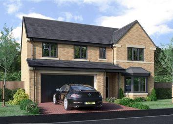 "Thumbnail 5 bed detached house for sale in ""The Buttermere"" at Lingdale Avenue, Sunderland"
