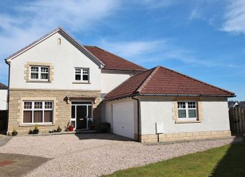 Thumbnail 4 bed detached house for sale in Achray Drive, Pinefield Manor, Lionthorn Estate, Falkirk