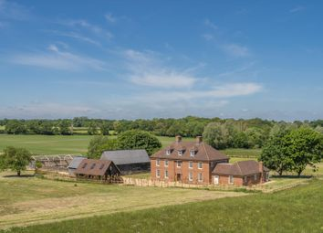 Basingstoke Road, Ramsdell, Hampshire RG26. 6 bed detached house
