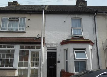 Thumbnail 3 bed terraced house to rent in Albany Road, Chatham