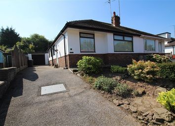 Thumbnail 3 bedroom bungalow for sale in Melrose Avenue, Preston