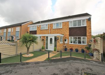Thumbnail 3 bed semi-detached house for sale in Gavell Road, Cobham
