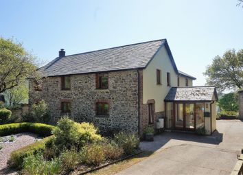 Thumbnail 4 bed barn conversion for sale in Bradford, Holsworthy