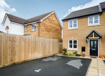 Thumbnail 3 bed end terrace house for sale in Gardenfield, Higham Ferrers, Rushden