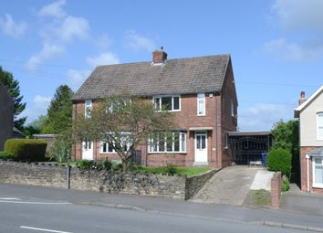 Thumbnail 3 bed semi-detached house for sale in Brimington Road, Chesterfield
