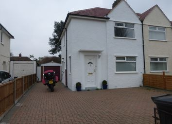 Thumbnail 2 bed semi-detached house for sale in Parkway, New Addington, Croydon