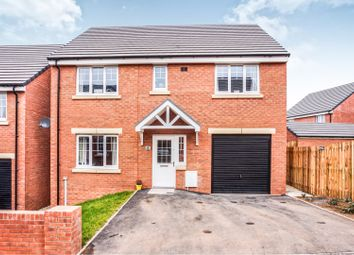 Thumbnail 5 bed detached house for sale in Gelli Goch, Coity
