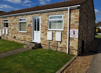 Thumbnail 1 bed bungalow to rent in St Michaels Lane, Longstanton