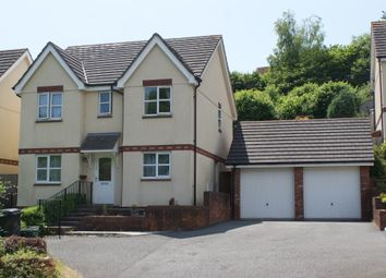 Thumbnail 4 bed detached house to rent in Centenary Way, Torquay